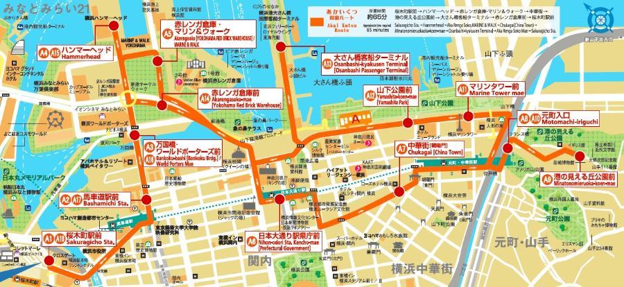 図 横浜 市営 時刻 表 バス 路線 横浜駅のバス