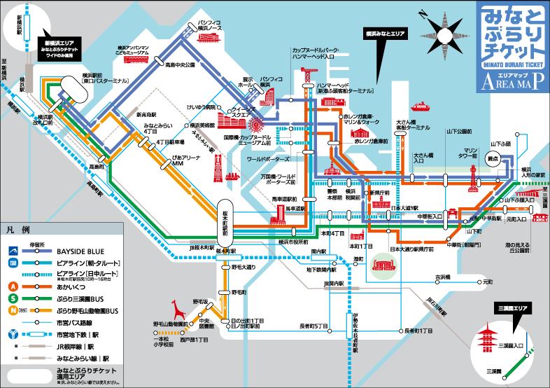 横浜 市営 バス 系統 一覧